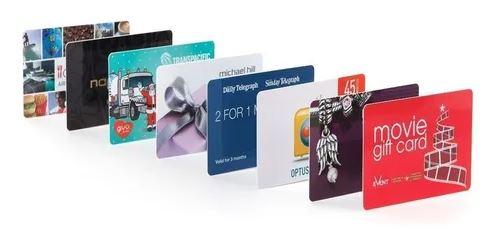 impresion de tarjetas de pvc
